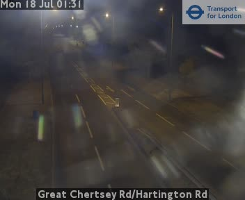 Great Chertsey Road/Hartington Road