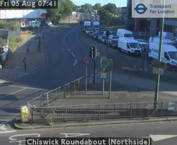 Chiswick Roundabout (Northside)