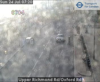 Richmond Traffic Map.Upper Richmond Road Oxford Road Cctv London Traffic Cameras