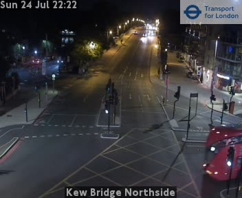 Kew Bridge - north side