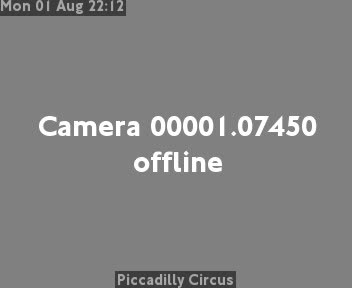 London St James Street Piccadilly Traffic Weather JAM Cam Central London