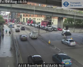 Romford Road - North Circular Road