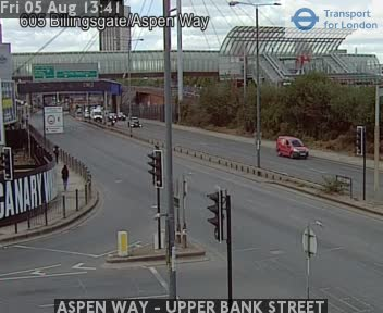 Blackwall Tunnel O2 Arena Traffic | London Traffic