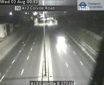 A12 Colville R 3732A traffic camera.