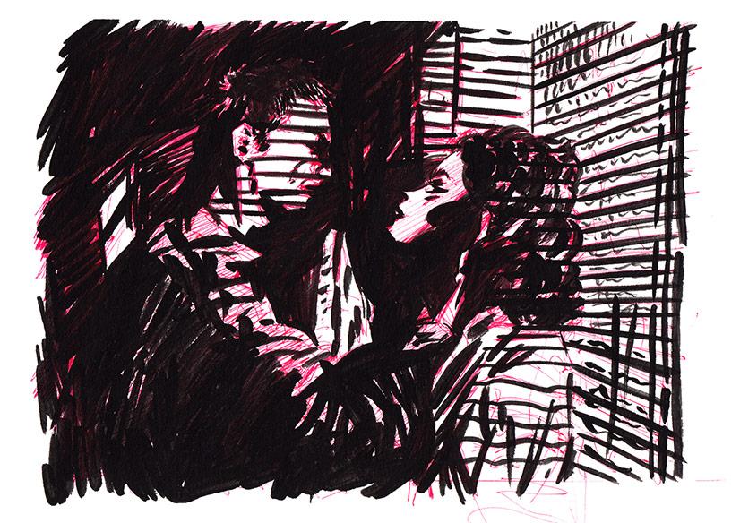 Blade Runner   Say 'I want you'   Take 1