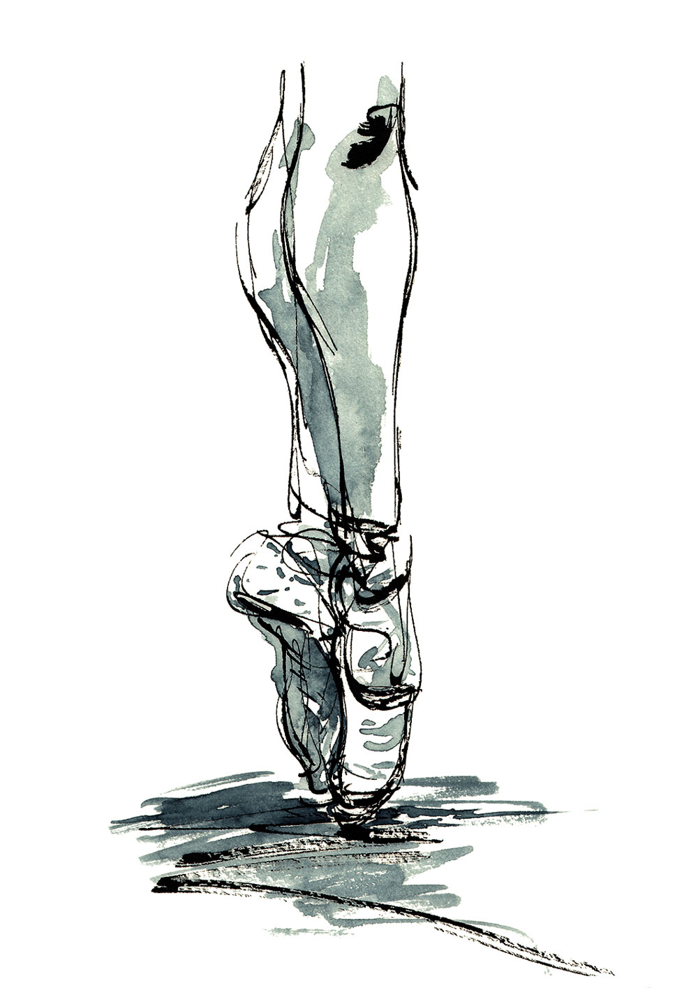 On Pointe 3