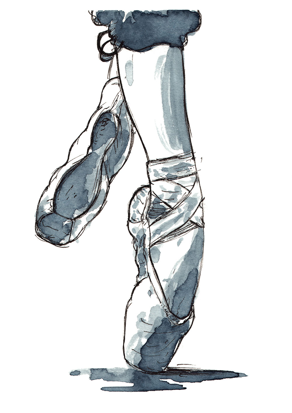 On Pointe 4