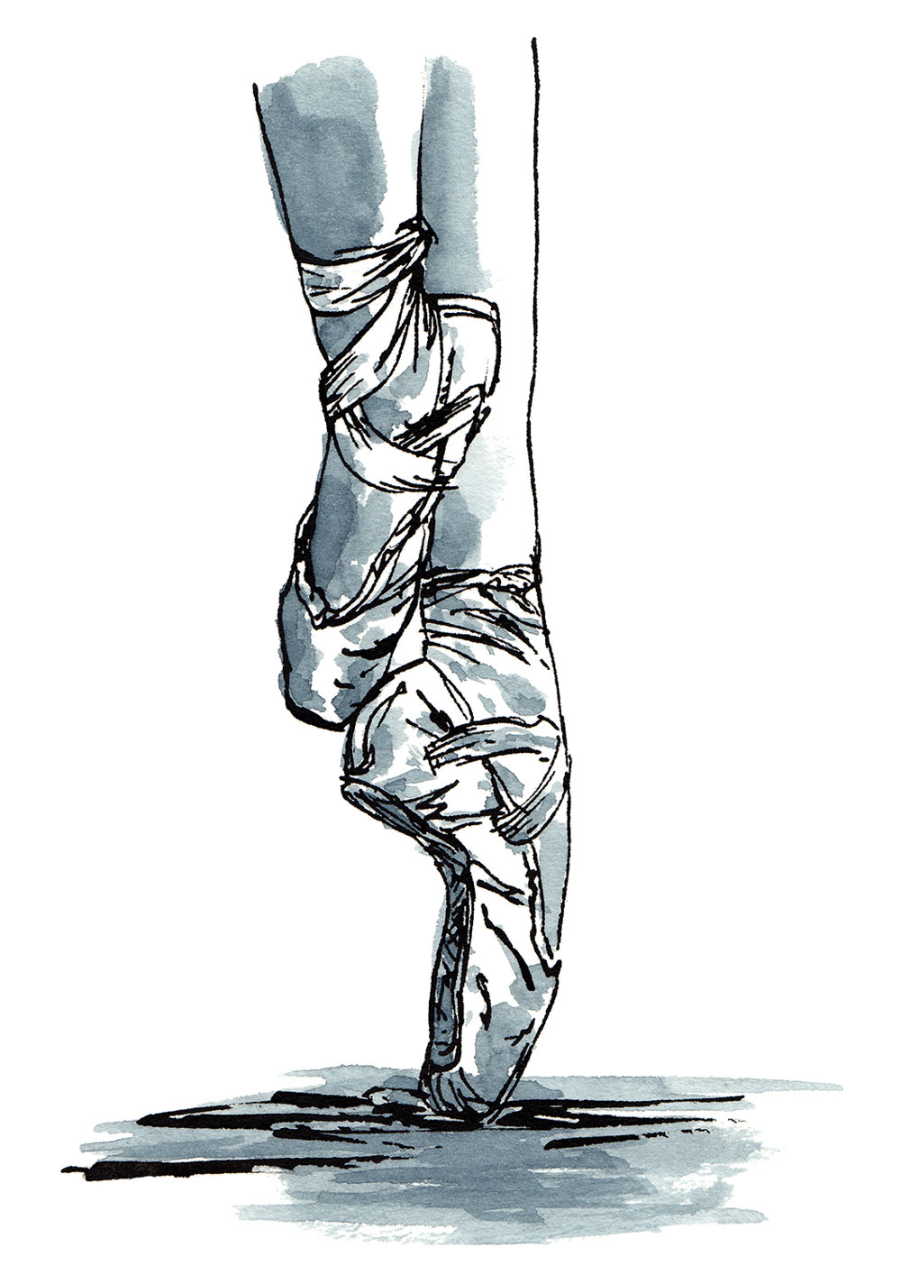On Pointe 6