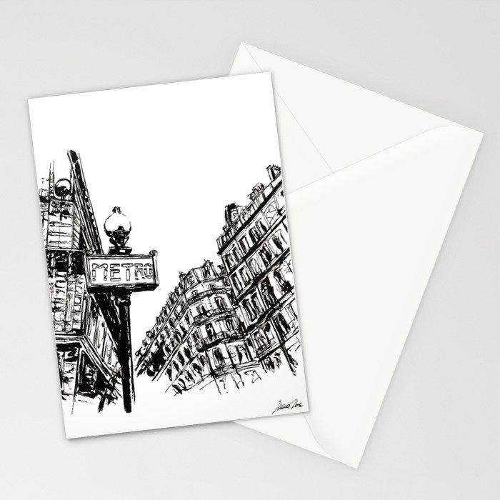 Urban Inkscape 3 | Paris