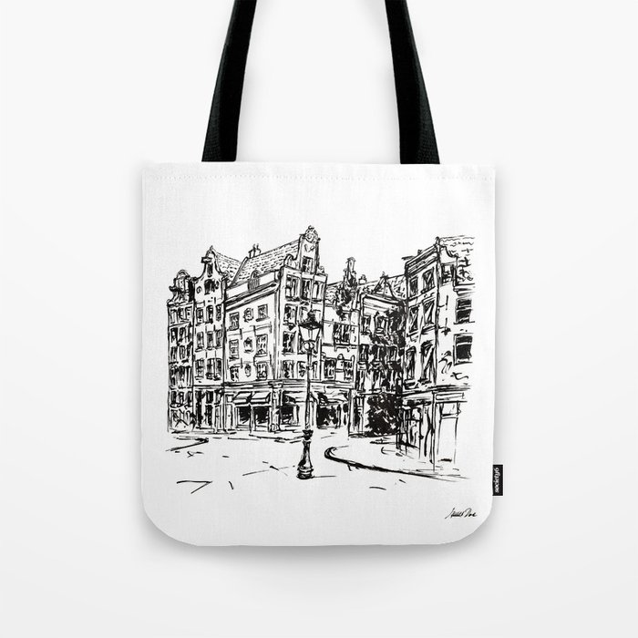 Inkscape 2 Amsterdam Bag