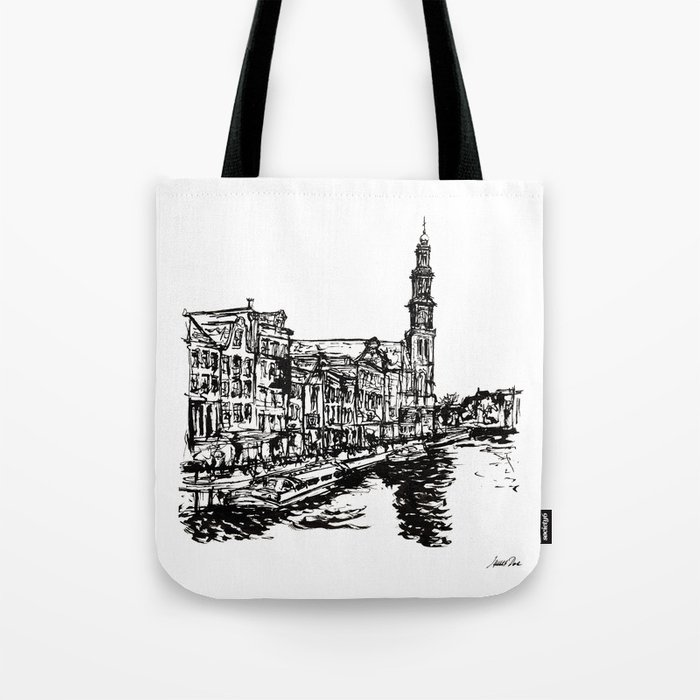 Inkscape 4 Amsterdam Bag