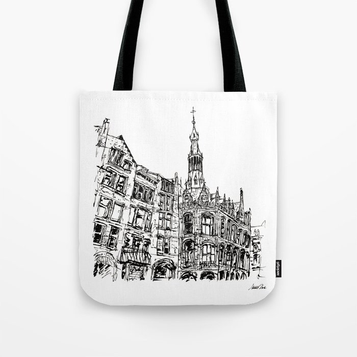 Inkscape 6 Amsterdam Bag