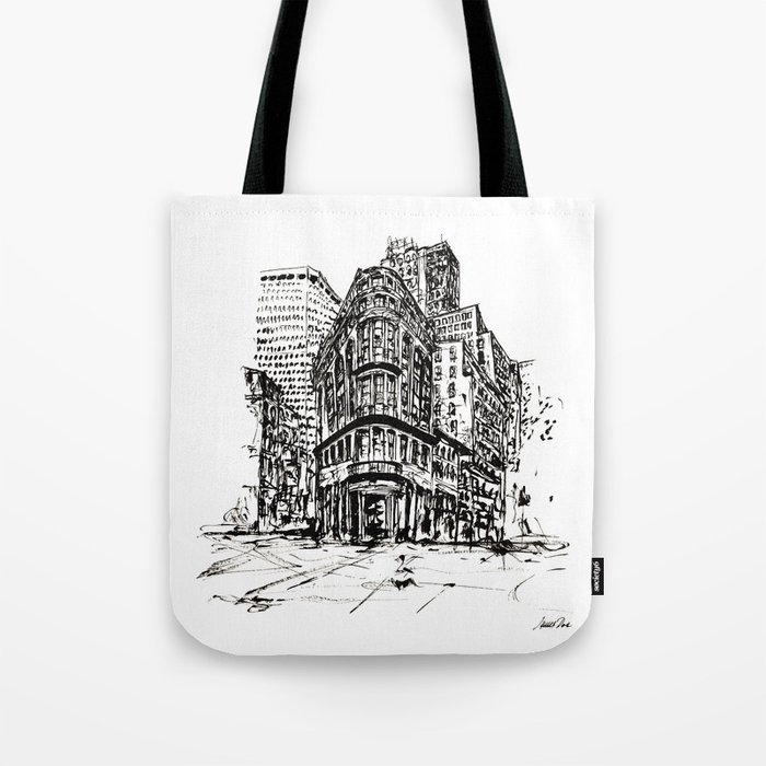 Inkscape 7 London Bag