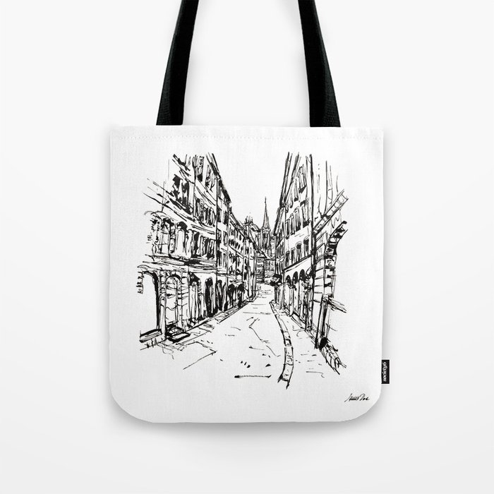 Inkscape 8 Geneva Bag