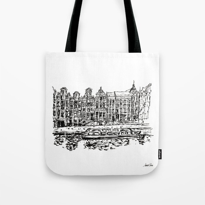 Inkscape 9 Amsterdam Bag
