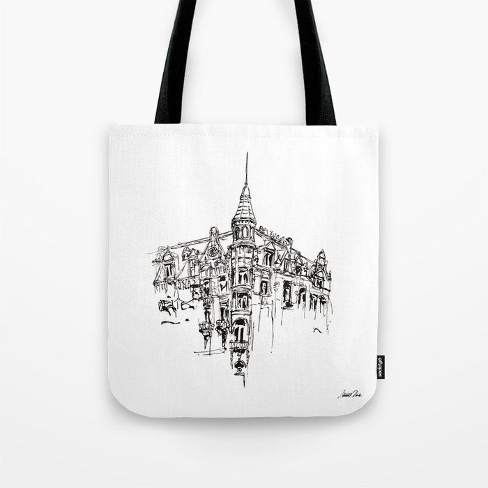 Inkscape 11 Amsterdam Bag