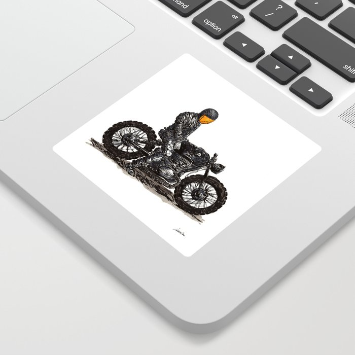 Rider 6