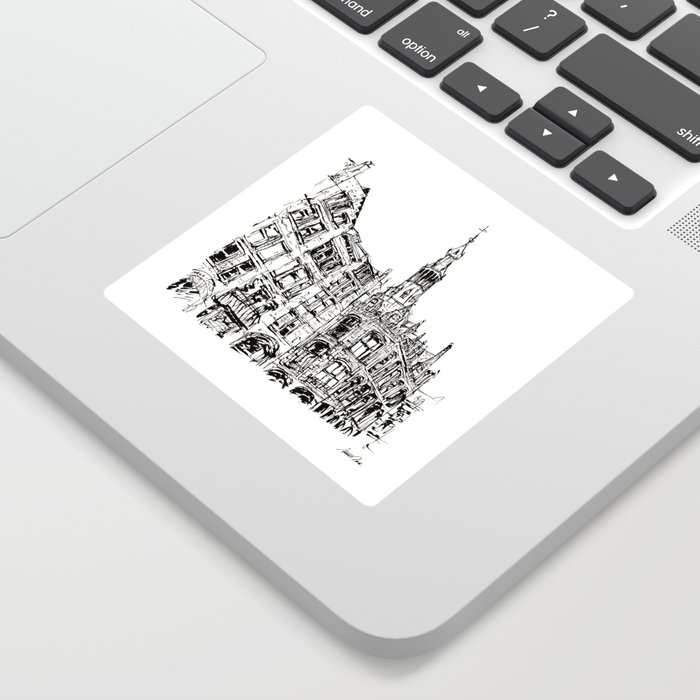 Urban Inkscape 6 | Amsterdam