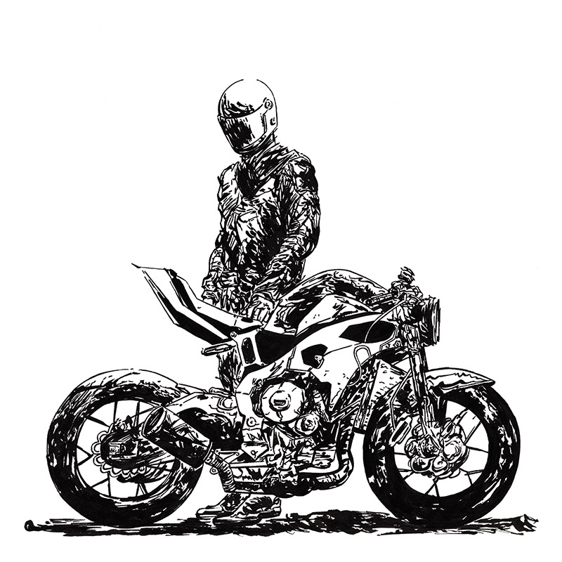 Rider 2 RAW