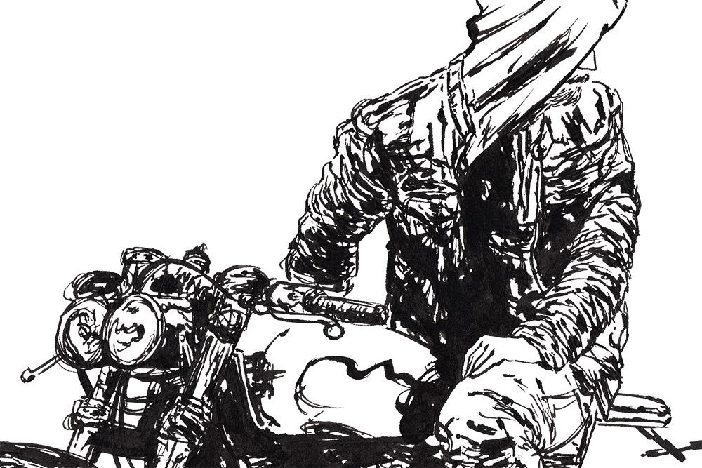 Rider 3 RAW