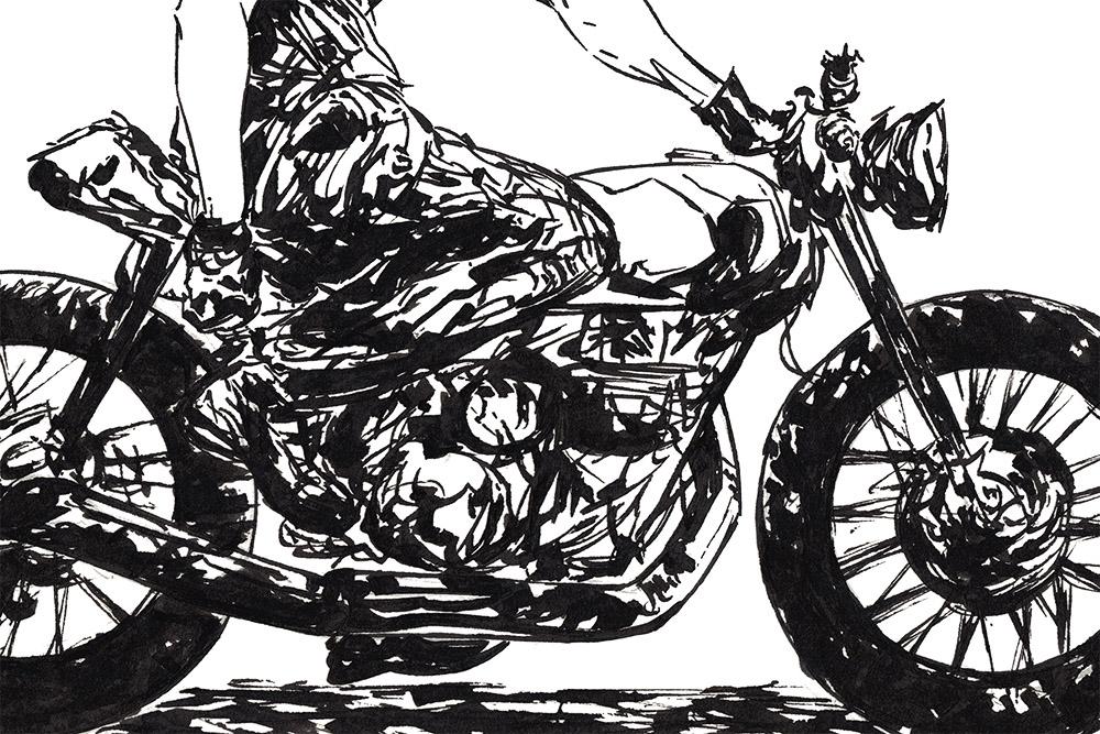 Rider 4 RAW