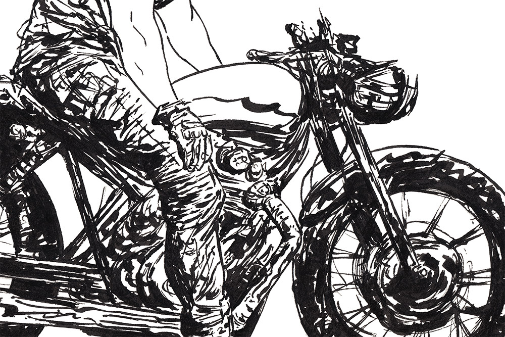 Rider 5 RAW
