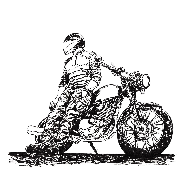 Rider 8 RAW