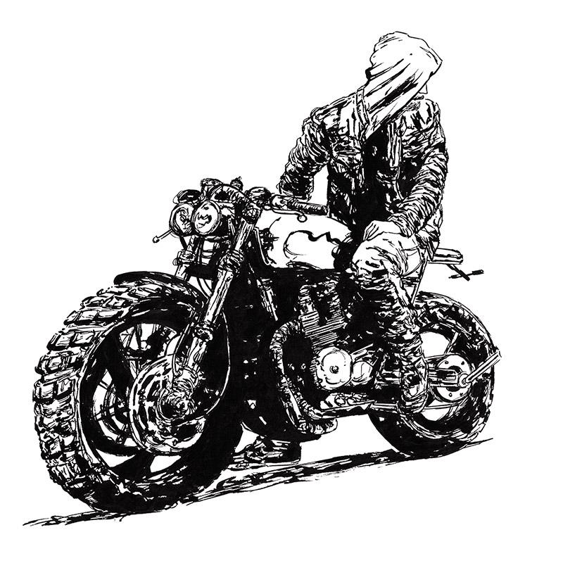 Riders RAW