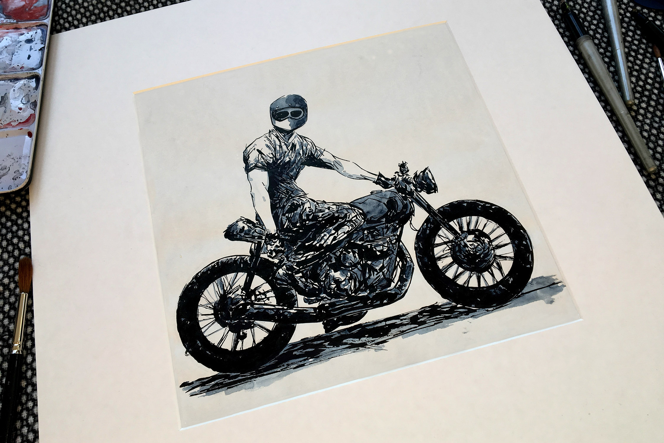 Rider 4