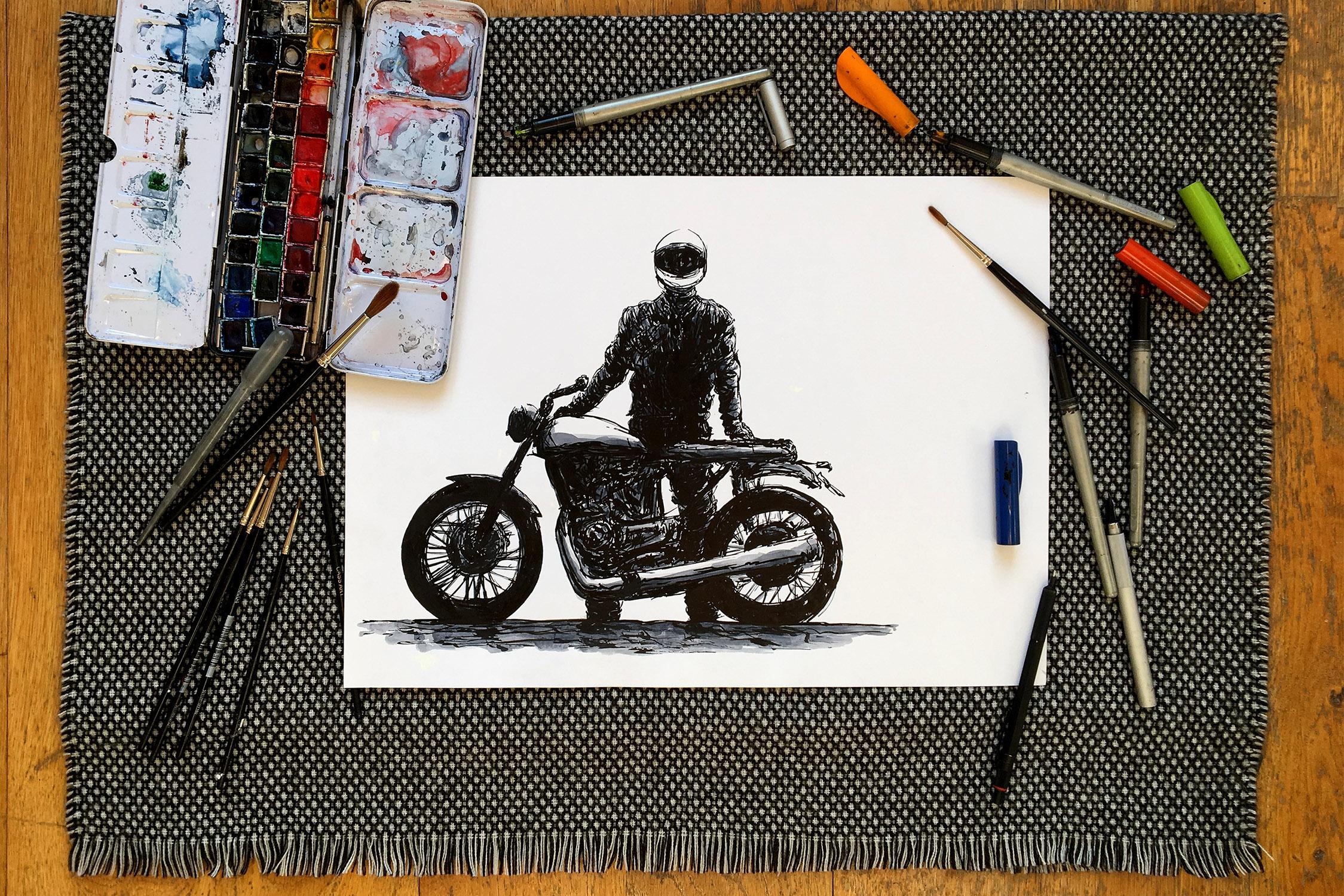 Rider 7