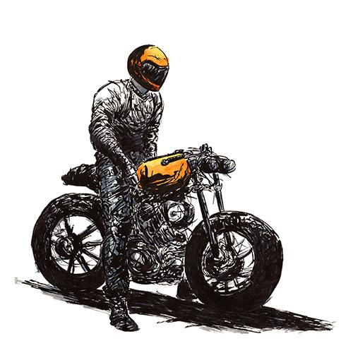 Rider 1