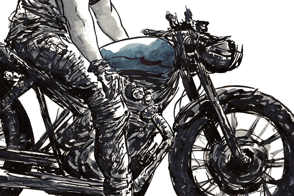 Rider 5
