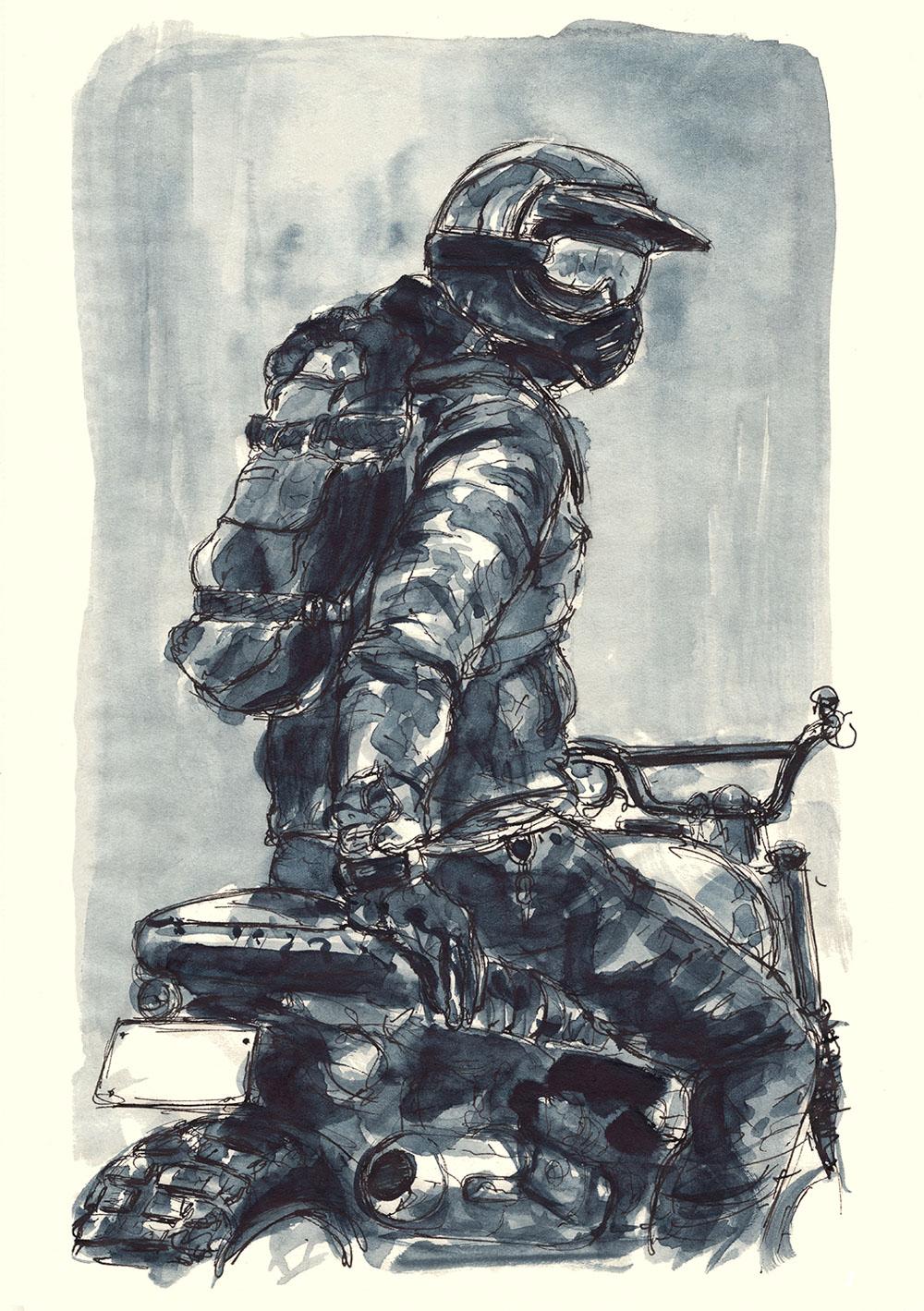 Rider 1905