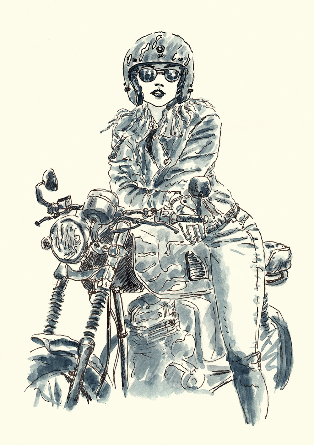 Lady Rider 200625