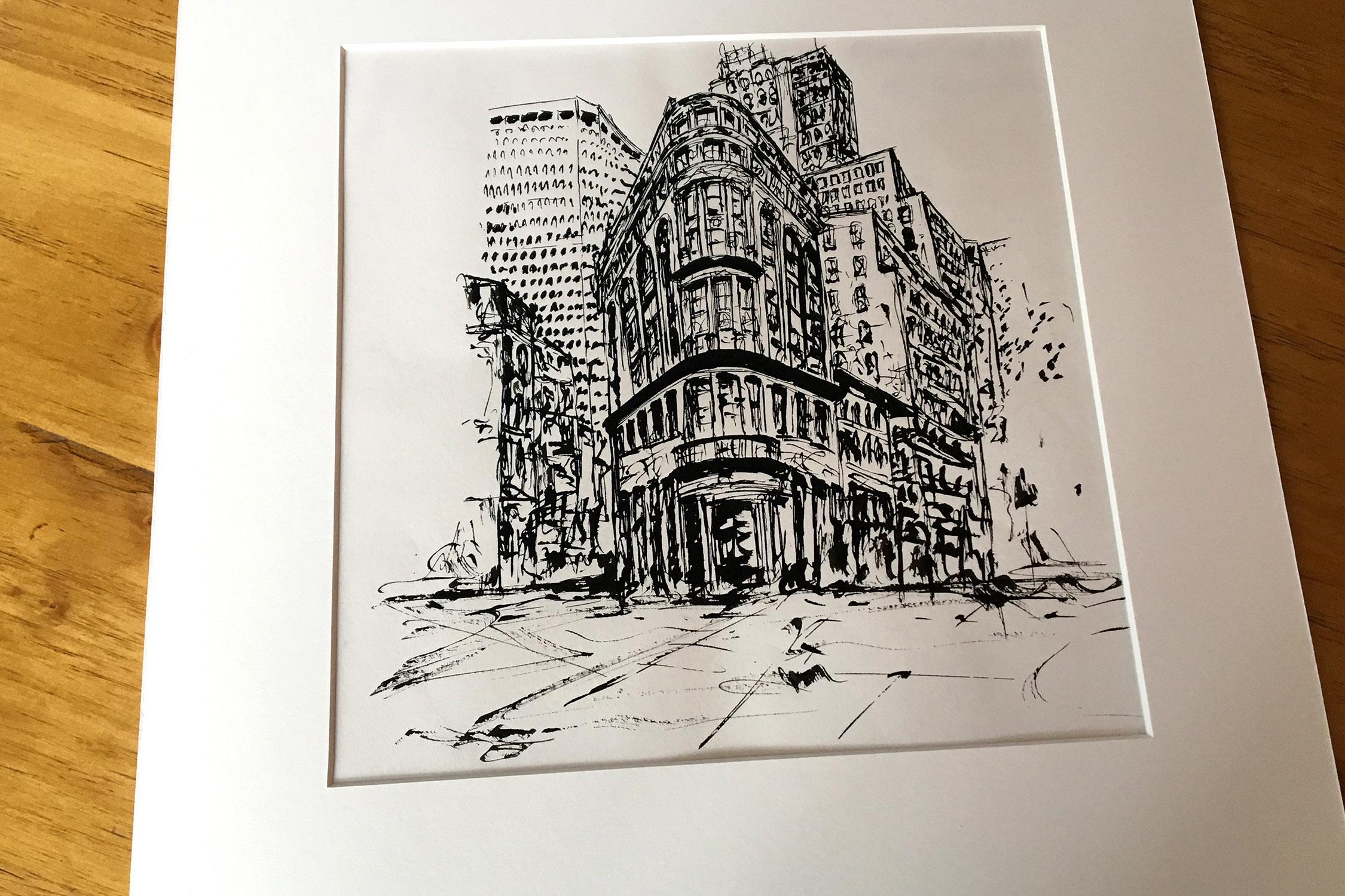 Inkscape 7 London