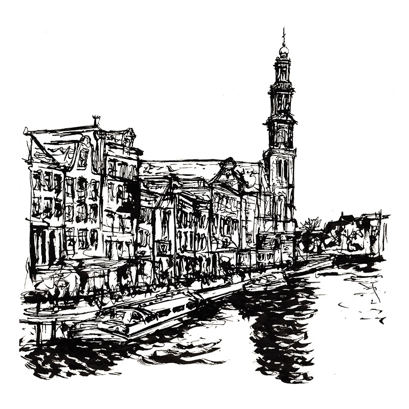 Inkscape 4 Amsterdam