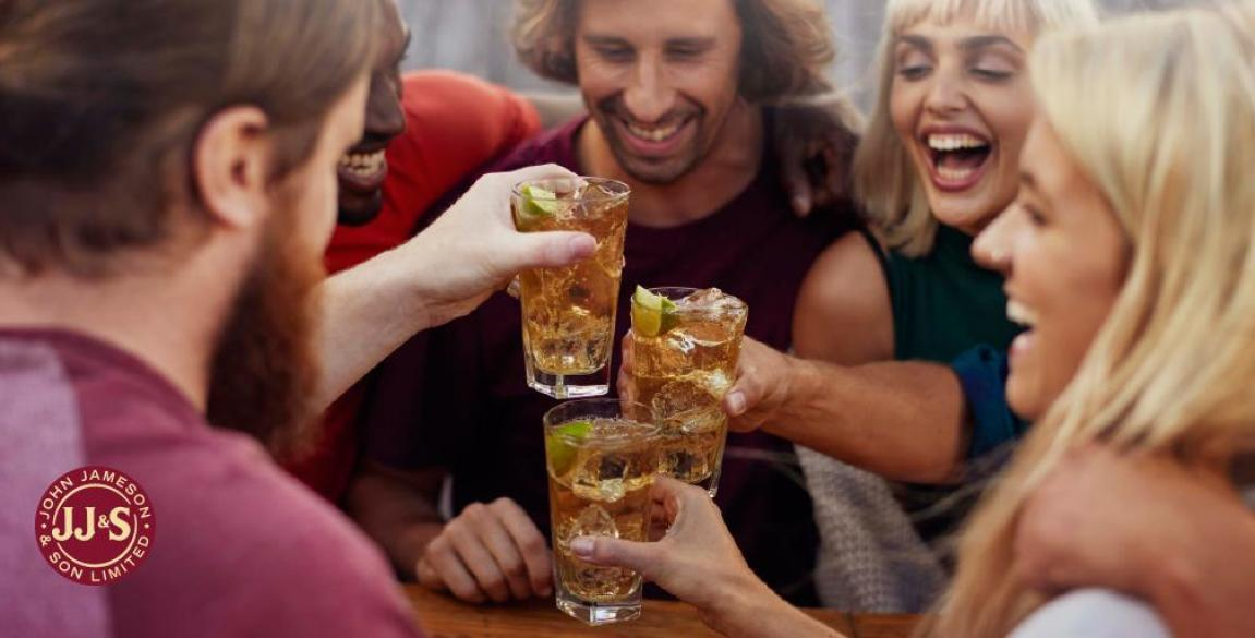 Jameson Ginger & Lime Competition