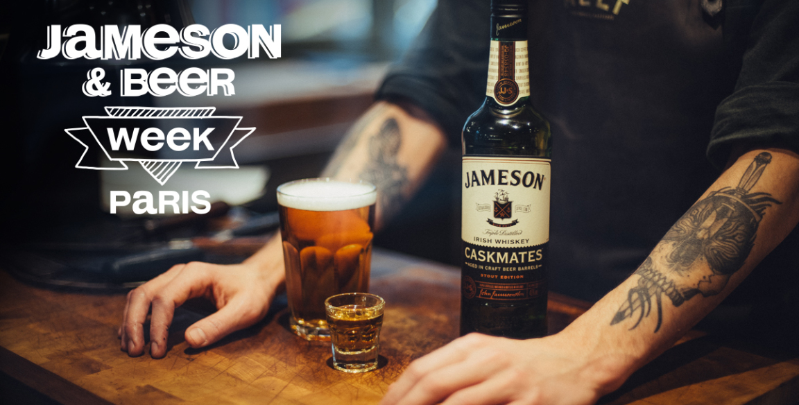 Jameson & Beer Week