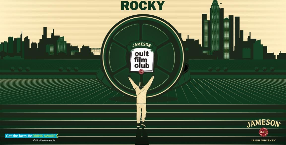 Jameson Cult Film Club: ROCKY