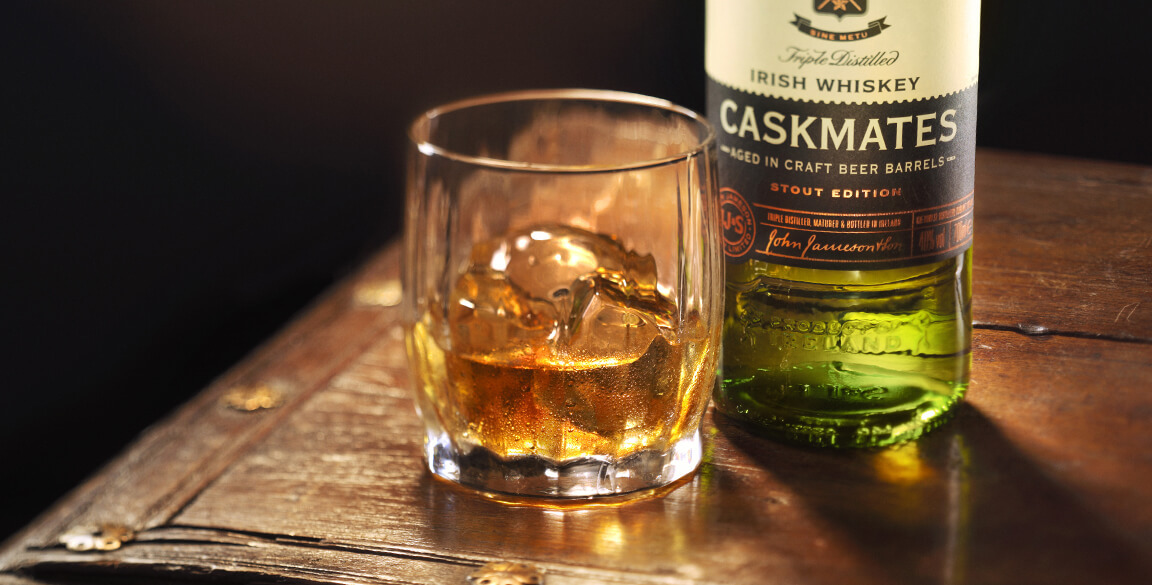 The Story of Jameson Caskmates