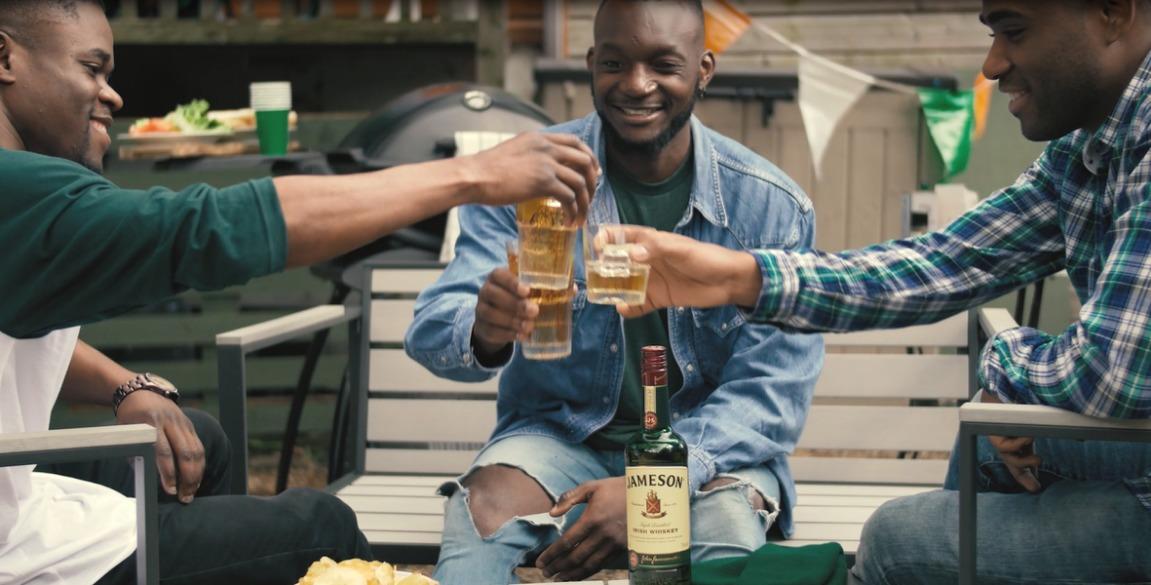 #CheersToJameson