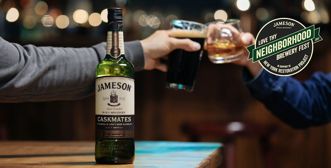 Jameson Caskmates + NYC Brewery Fest