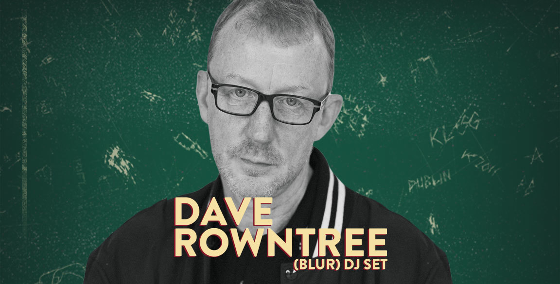 Свети Патрик с Dave Rowntree от Blur