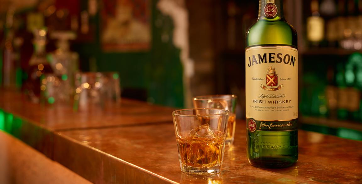 ジェムソン アイリッシュウイスキー