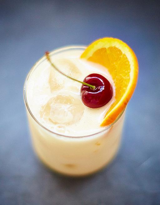 gin fizz rezept original