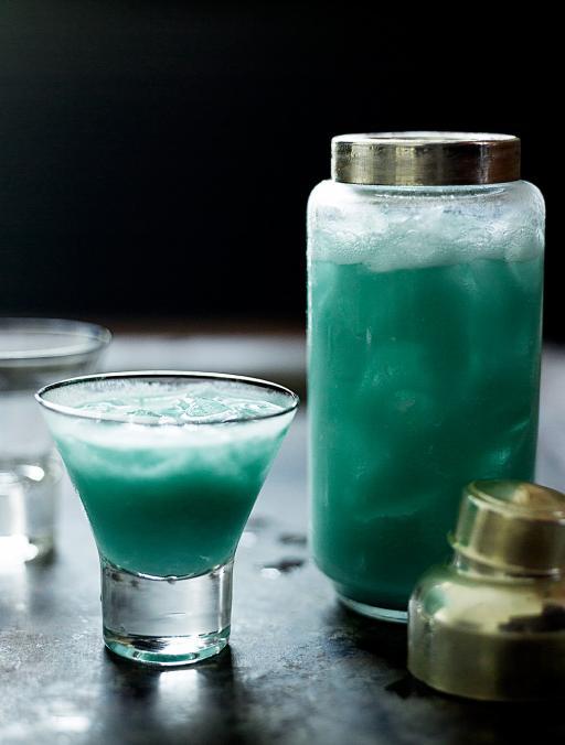 blue hawaiian drinks tube jamie oliver. Black Bedroom Furniture Sets. Home Design Ideas