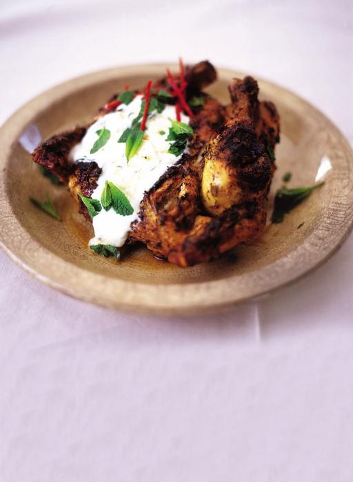 Jerk Poussins Chicken Recipes Jamie Oliver Recipes
