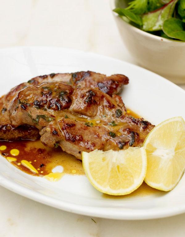 Neck Fillet Steak   Pork Recipes   Jamie Oliver Recipes