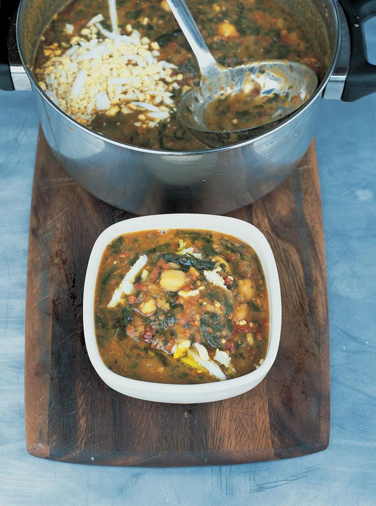 Chorizo And Chickpea Soup Pork Recipes Jamie Oliver Recipes