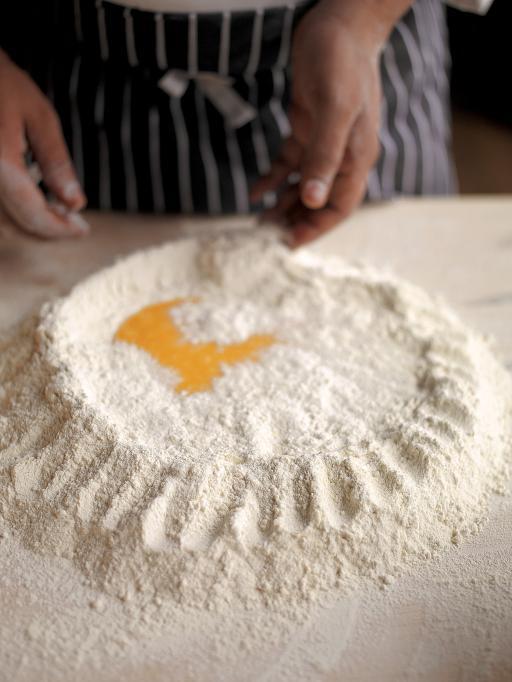 Fresh Egg Pasta Pasta Recipes Jamie Oliver Recipes